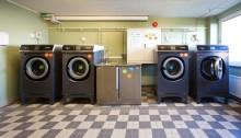 Världsunikt projekt i Malmö med tvättmaskiner som självdoserar biotekniskt tvättmedel