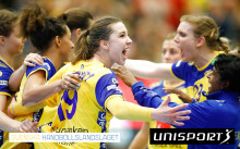 Unisport and Gerflor continues the cooperation with the Swedish Handball Federation