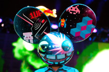 Videopremiere: Deadmau5 (feat.Gerard Way) - Professional Griefers