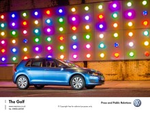 Volkswagen Golf is named World Car of the Year 2013