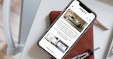 Norrgavel lanserar e-handel med fokus på inspiration – väljer Jetshop som partner