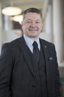 Pressinbjudan: installation av rektor Lars Niklasson den 6 april kl. 17.00