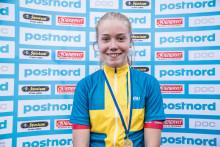 MTB Sprint - Ella Holmegård tog VM-silver i Kina