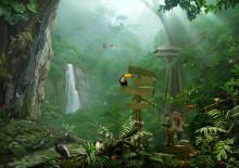 Premiär för nya Regnskogen 8 juni