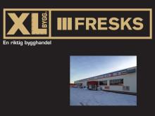 Den 8 juni 2015 blir Petterssons Järn i Vilhelmina filial till XL-BYGG Fresks.