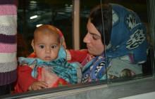 Två veckor på flykt från Kobane i Syrien till Qushtapa i norra Irak