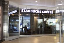 Starbucks hittills största butik öppnar på Hamngatan i Stockholm