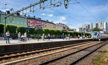 Tyréns projekterar en ny järnvägsanläggning på Mälarbanan