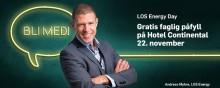 Bli med på LOS Energy Day 22. november!
