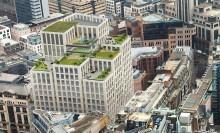 Skanska bygger kommersiell fastighet i London, UK, för cirka GBP 127M, cirka 1,4 miljarder kronor