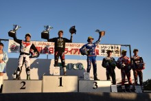 全日本トライアル選手権 IAスーパー Rd.07 10月21日 東北