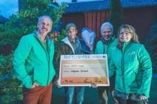 """Priset """"Årets Center"""" gick i år till Kungsbyn Djurpark"""