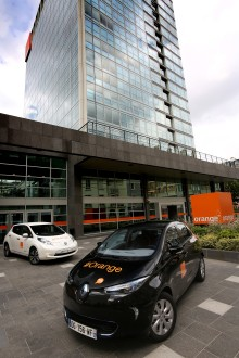 200.000 elbiler fra Renault - Nissan Alliancen