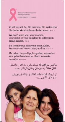 En Bröstcancerförening för alla