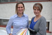 Seminar om utendørs fargesetting og pussede fasader v/ søstrene Sandem