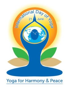 Amman feirer International Yoga-dag d. 21. juni 2015