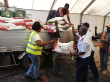 The Salvation Army responds as Mozambique communities recover from Cyclone Desmond