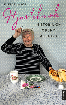 """Hjartebank""-ny biografi om Oddny Miljeteig"