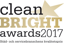 Vinnarna i Clean Bright Awards 2017