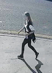 Lucy McHugh murder investigation – more CCTV images released