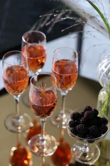 Finn champagneglass - en sprudlende nyhet fra Hadeland Glassverk