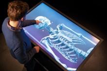 Interactive Institute Swedish ICT prisas för visualiseringsbord