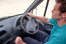 """Van drivers challenge """"undeserved reputation"""" in new study"""