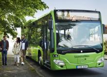 Sjukhusbussen ökar tillgängligheten på sjukhusområdet i Malmö