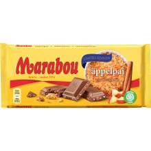 Klassisk sommarfika i ny tolkning- Marabou Äppelpaj!