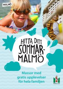 Gratis sommarnöjen för barn och familj i Malmö