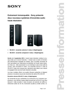 Communication de presse_HRA Speakers_SS-AC3_SS-AC5_F-CH_140903