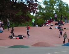 Här är barnens topp-10 favoritparker i Stockholm - det stora utbudet lockar