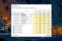 Die besten 7 Lösungen für Diensthost: Lokales System hohe Datenträgerauslastung Windows 10