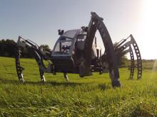Bosch Rexroth ger ben till gående robot