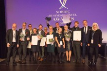 Nordic Business Travel Awards 2018