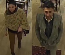 CCTV images released after £25,000 watch stolen in Winchester