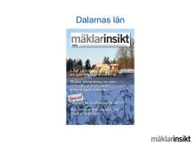 Mäklarinsikt Dalarnas län 2016:1