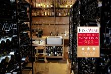Oaxen Krog har en av världens bästa vinlistor!