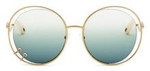 "Chloé introducerar ""Wendy"" solglasögon"