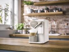 NESPRESSO Lattissima One – valmista kuppi lempimaitokahviasi vain yhdellä napin painalluksella