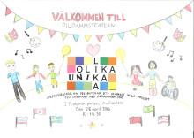 """""""Lika olika unika""""  -  FINAL på ett Skapande skola projekt med Lorensborgsskolan och Drömmarnas hus"""