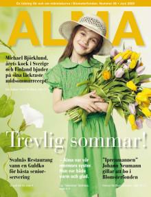 Alma - Blomsterfondens medlemstidning nr. 26