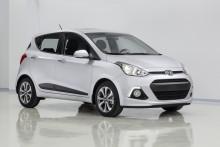 Hyundai presenterar en ny generation i10