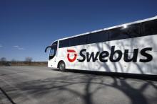 Swebus först med bälteskuddar på alla expressbussar