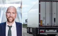 Uppemot varannan transport går tom – landstinget vill få bort onödig lasttrafik