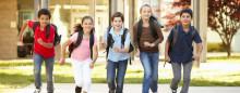 95 % av Göteborgsregionens andraklassare tycker att det är roligt att lära sig nya saker i skolan