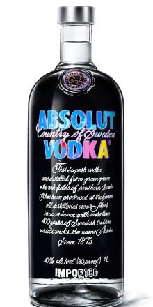 Absolut lanserar The Andy Warhol Edition och låter alla vara konstnärer i världens största konstutbyte