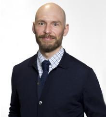 Anders Holmgren tillträder som ordinarie VD och koncernchef för Cherry
