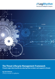Undvik dataintrång med effektiv Threat Lifecycle Management – White Paper