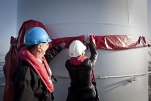 E.ON inviger vindkraftparken Rödsand 2 i Danmark